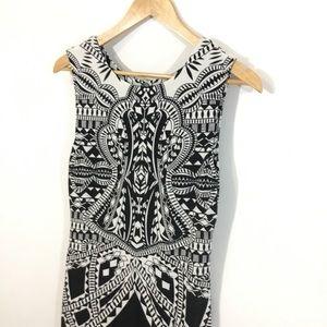 Tart Dresses - ⬇️TART   EUC Black And White Sleeveless Dress